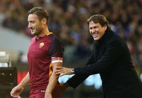 AS Rome, 10 M€ pour Totti ?