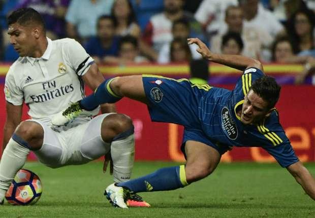 Real Madrid 2-1 Celta: Morata & Kroos on target as Blancos grab victory