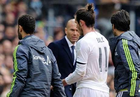Zidane Tak Buru-Buru Mainkan Bale