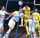 Europa League: Zurich 1-1 Villarreal