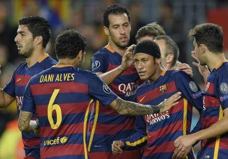 Barcelona, a un paso de octavos