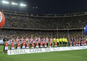 COPA DEL REY 2011-12 | Vicente Calderón, Madrid |Barcelona 3-0 Athletic | En la despedida de Guardiola, los catalanes consiguieron su decimocuarto título bajo la dirección del DT blaugrana.