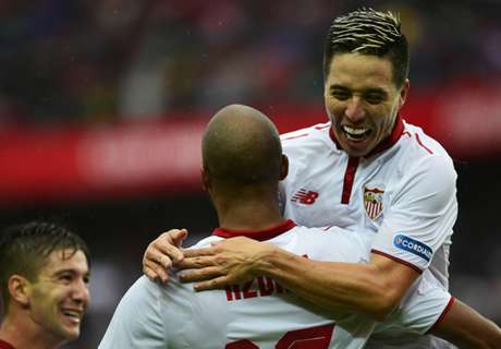 Sevilla bares its title teeth