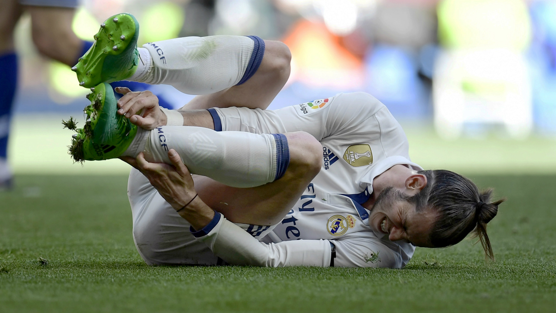 Gareth Bale Real Madrid Alaves La Liga