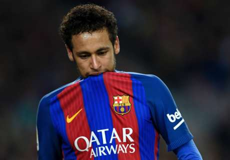 'Neymar the greatest actor in football'