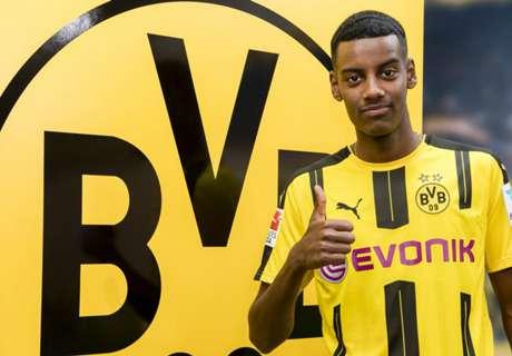 The Next Zlatan Gabung Dortmund