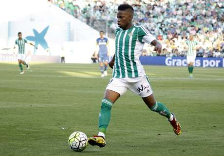 Real Betis want to keep Musonda