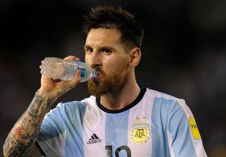 No es bueno que Messi no esté contento