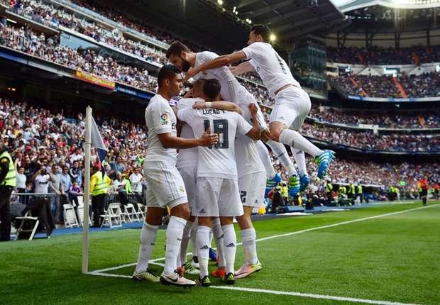 Real Madrid 4-0 Eibar