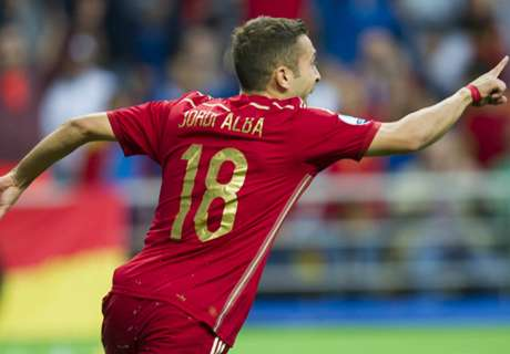 RATINGS: Spain 2-0 Slovakia