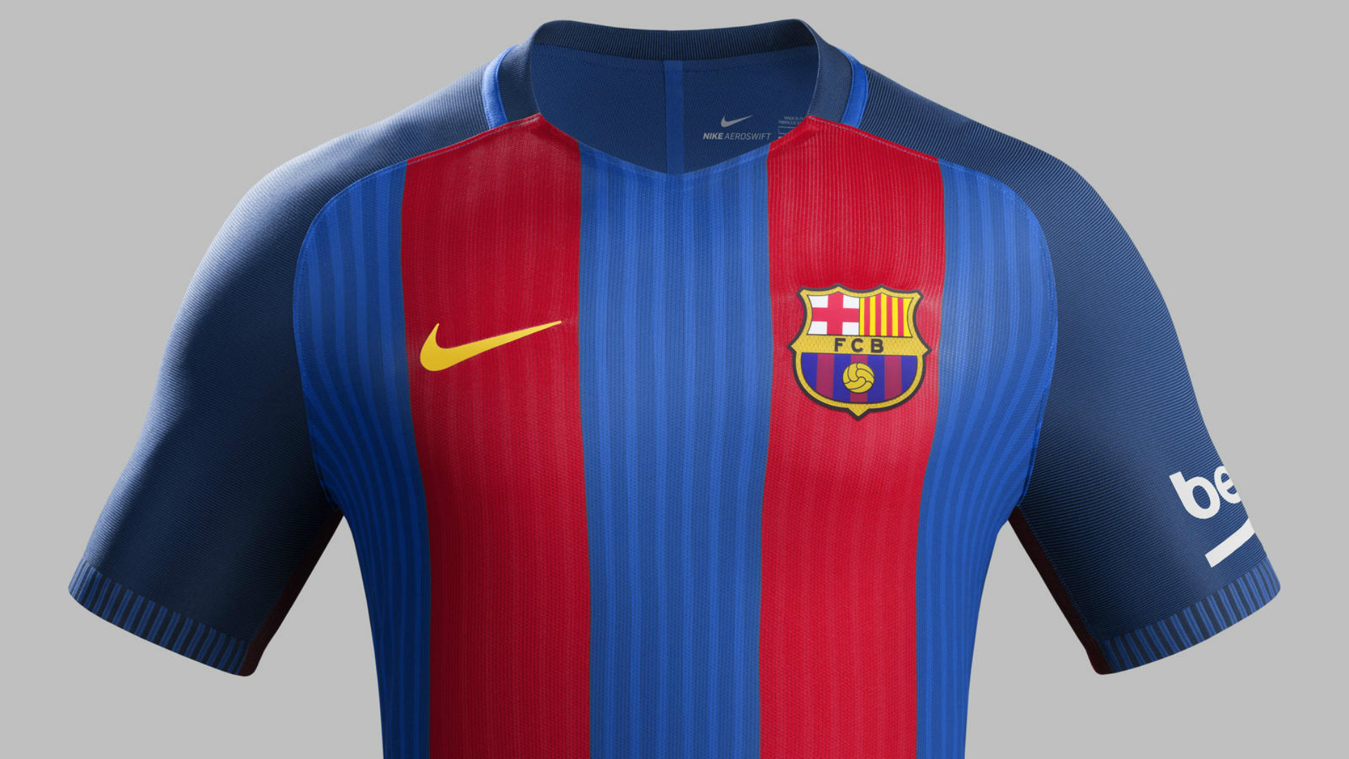 b87f364c4 Barcelona revert to tradition with new kit - Sports5050.com