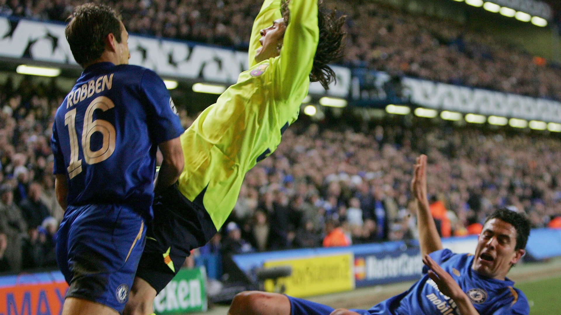 Messi Chelsea 2006