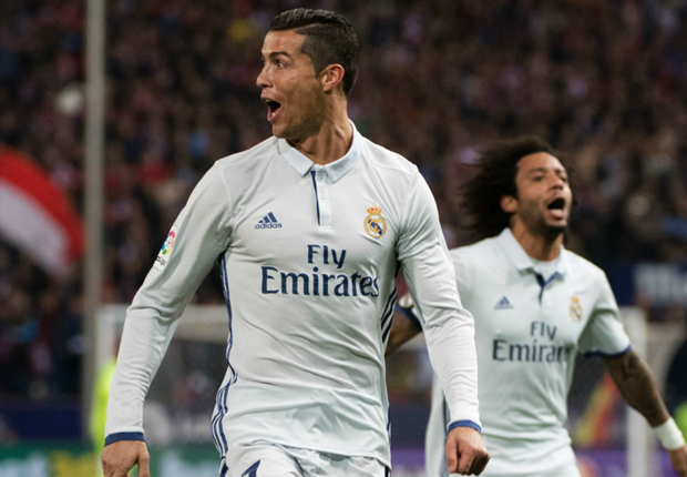 Atlético Madrid-Real Madrid (0-3), un Ronaldo déchainé punit l