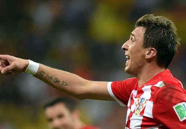 Mario Mandzukic no viajará con el Atlético de Madrid en su gira americana