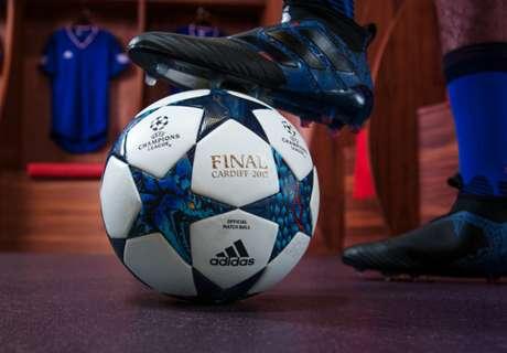 El balón de la final de la UCL