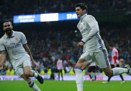 VIDEO: Morata rettet Real gegen Bilbao