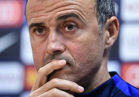 Luis Enrique set to ditch 4-3-3