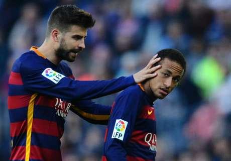 Barça: Piqué garante que Ney fica!
