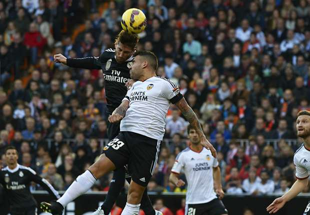 Valencia 2-1 Real Madrid: Otamendi ends Blancos' winning streak