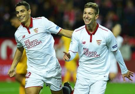 Sevilla & Valencia Lolos Ke 16 Besar