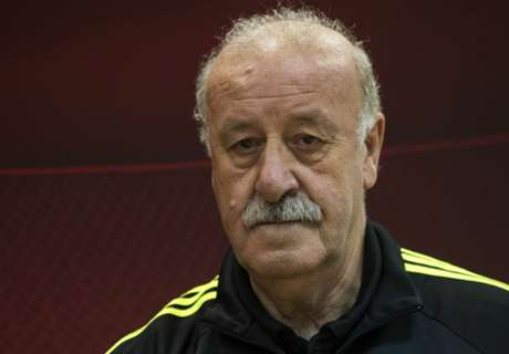 Del Bosque hints at De Gea start