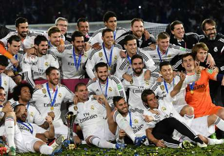 The best pics of Madrid's CWC triumph