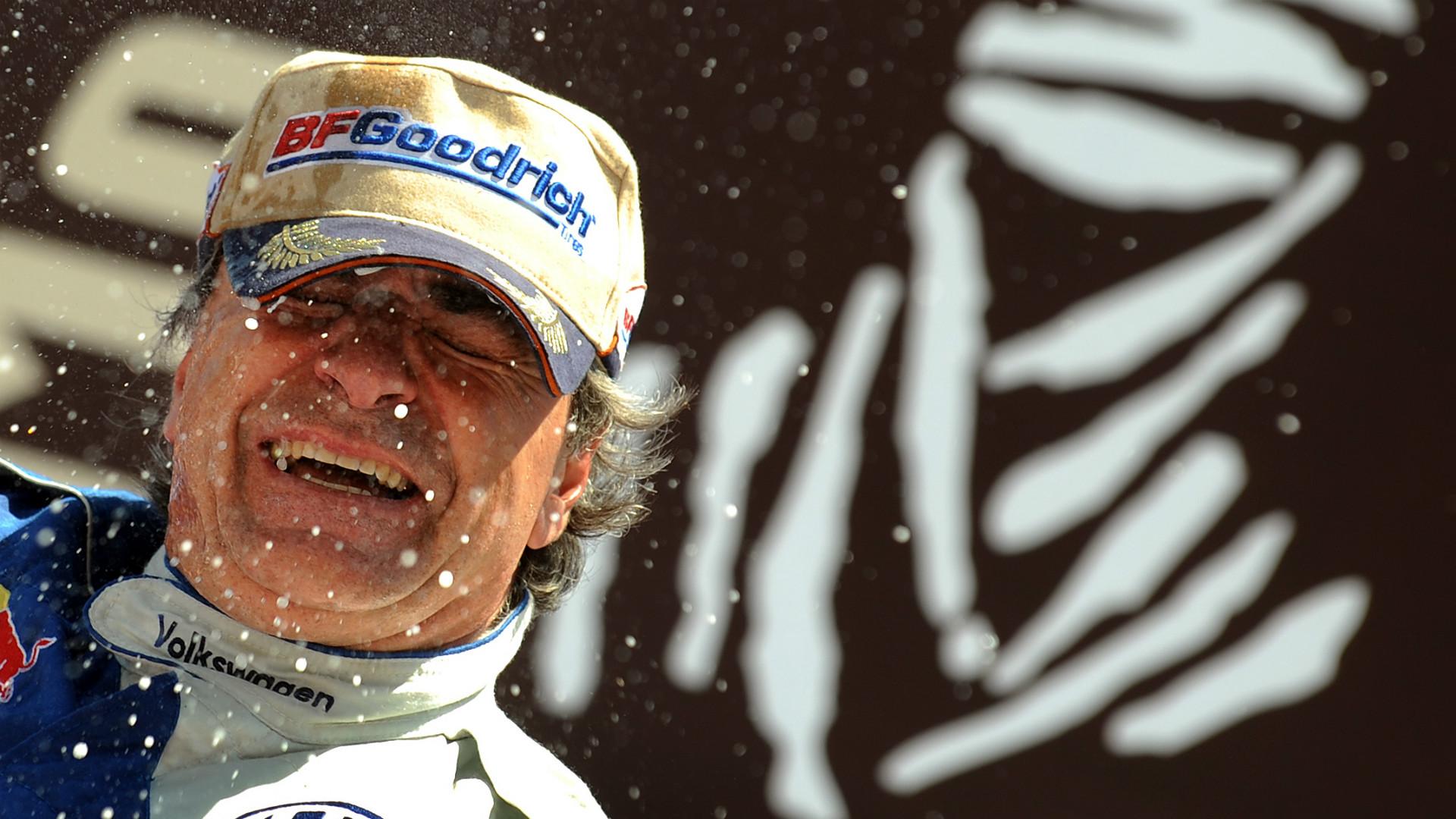 Carlos Sainz rally