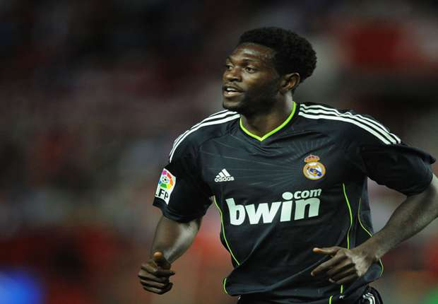 Why I didn't stay for long at Real Madrid - Adebayor