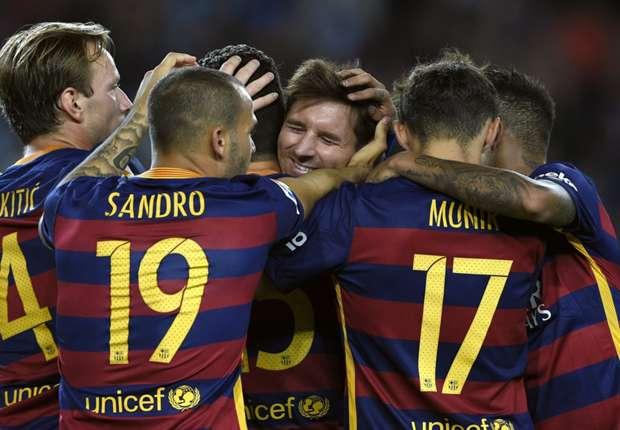 Barcelone-Levante 4-1 : le Barça vainqueur au petit trot