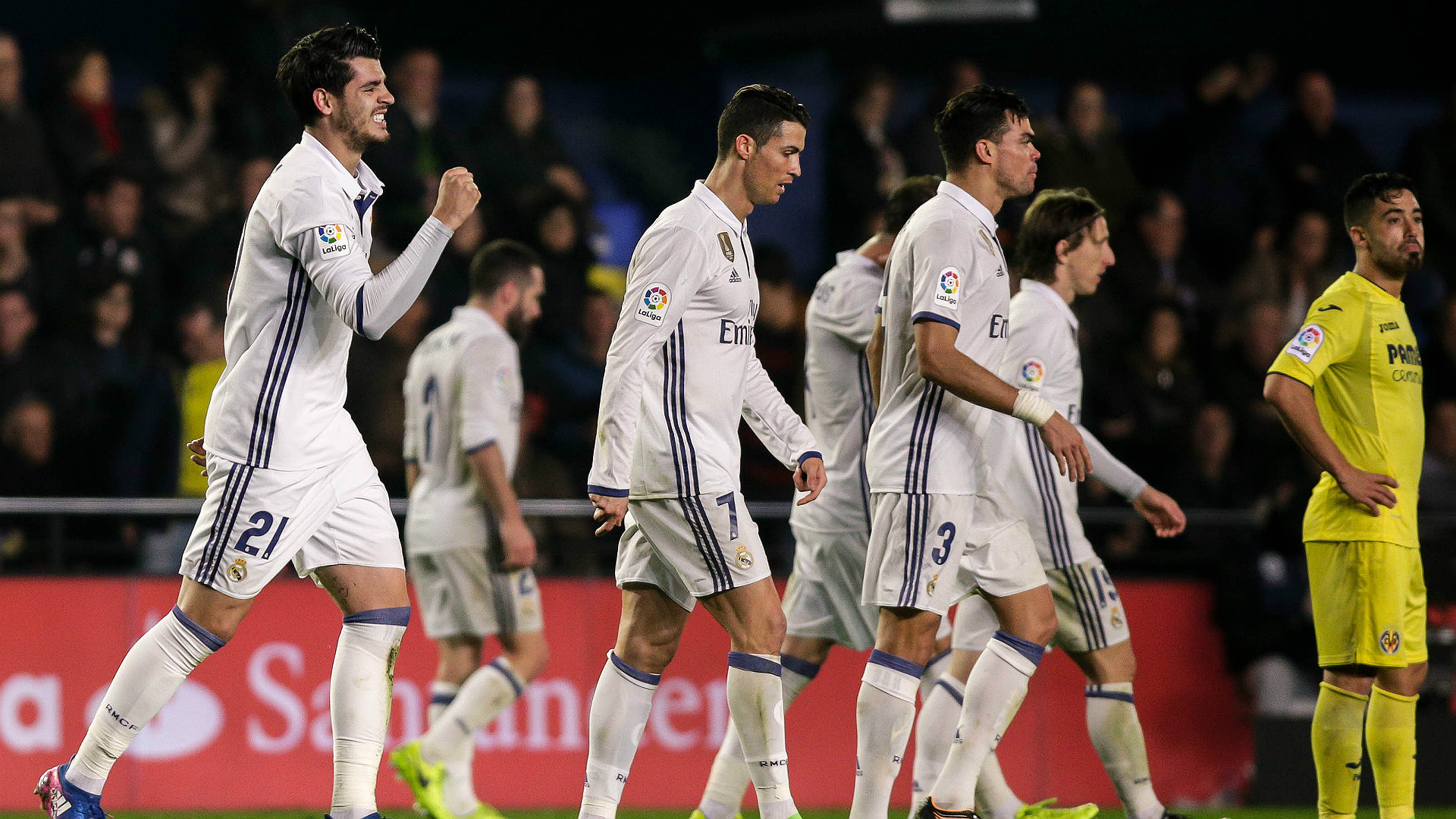 How to Watch Villarreal v Real Madrid in live streaming