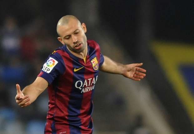 Image result for mascherano