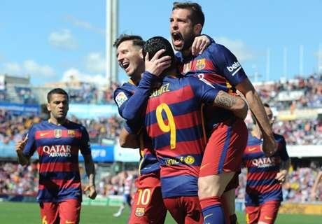 Goal TV: Suarez vs. Ronaldo 3:2