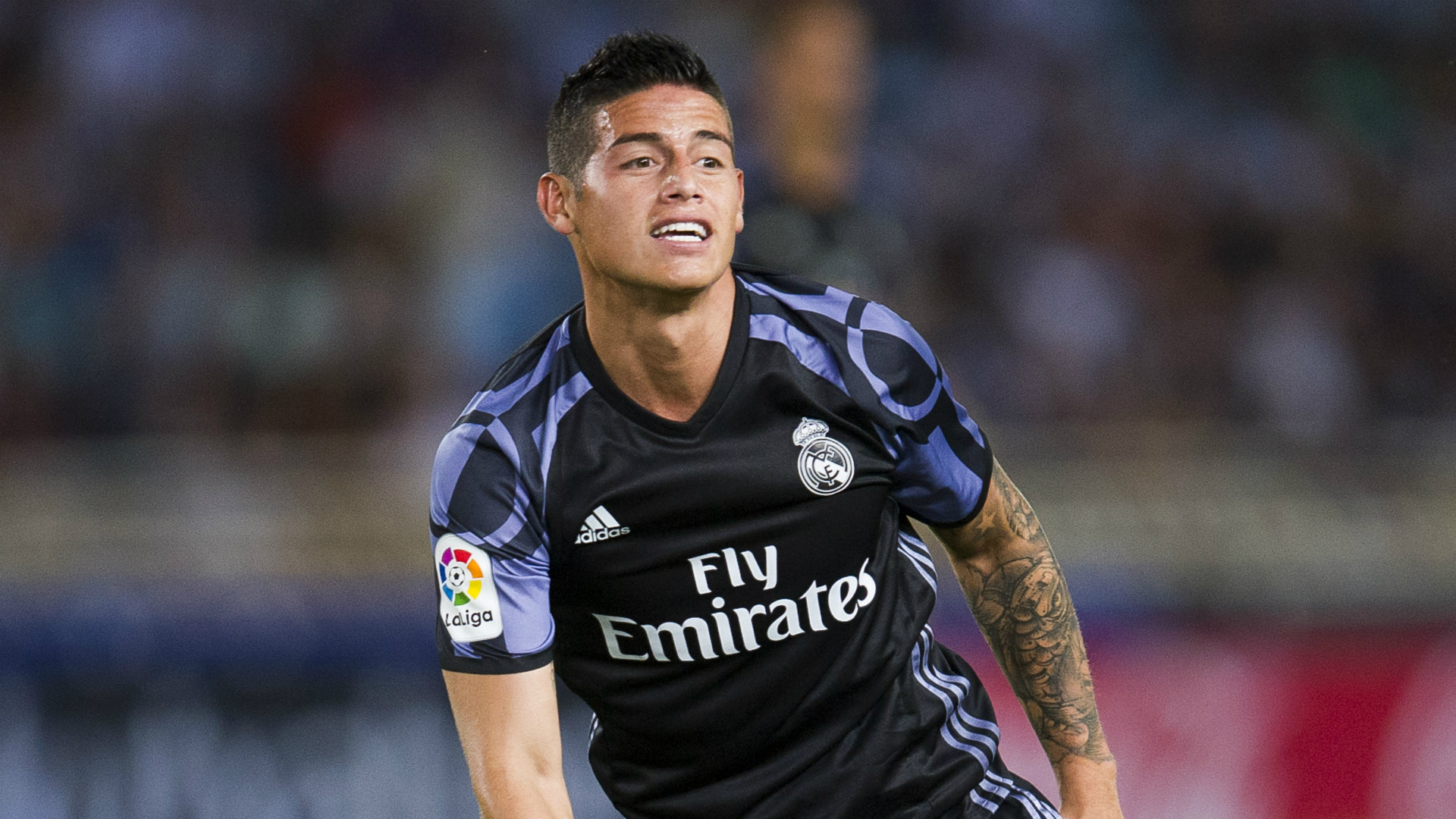 James Rodriguez Real Madrid - Goal.com