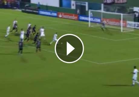 VÍDEO: Chapecoense, primer gol en su estadio