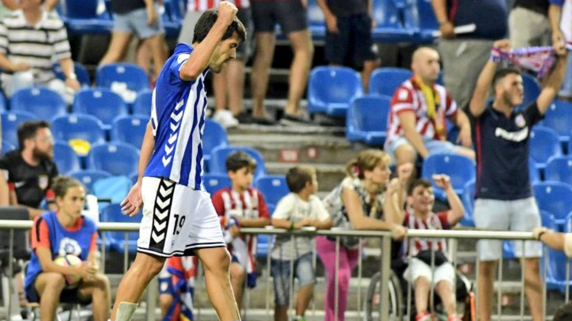 أتلتيكو يفرض التعادل السلبي على ألافيس في الدوري الإسباني