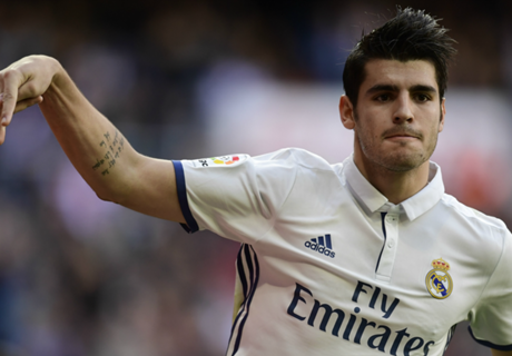 Morata: Madrid the greatest sensation