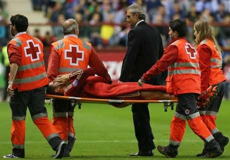 Silva y Morata, lesionados con España