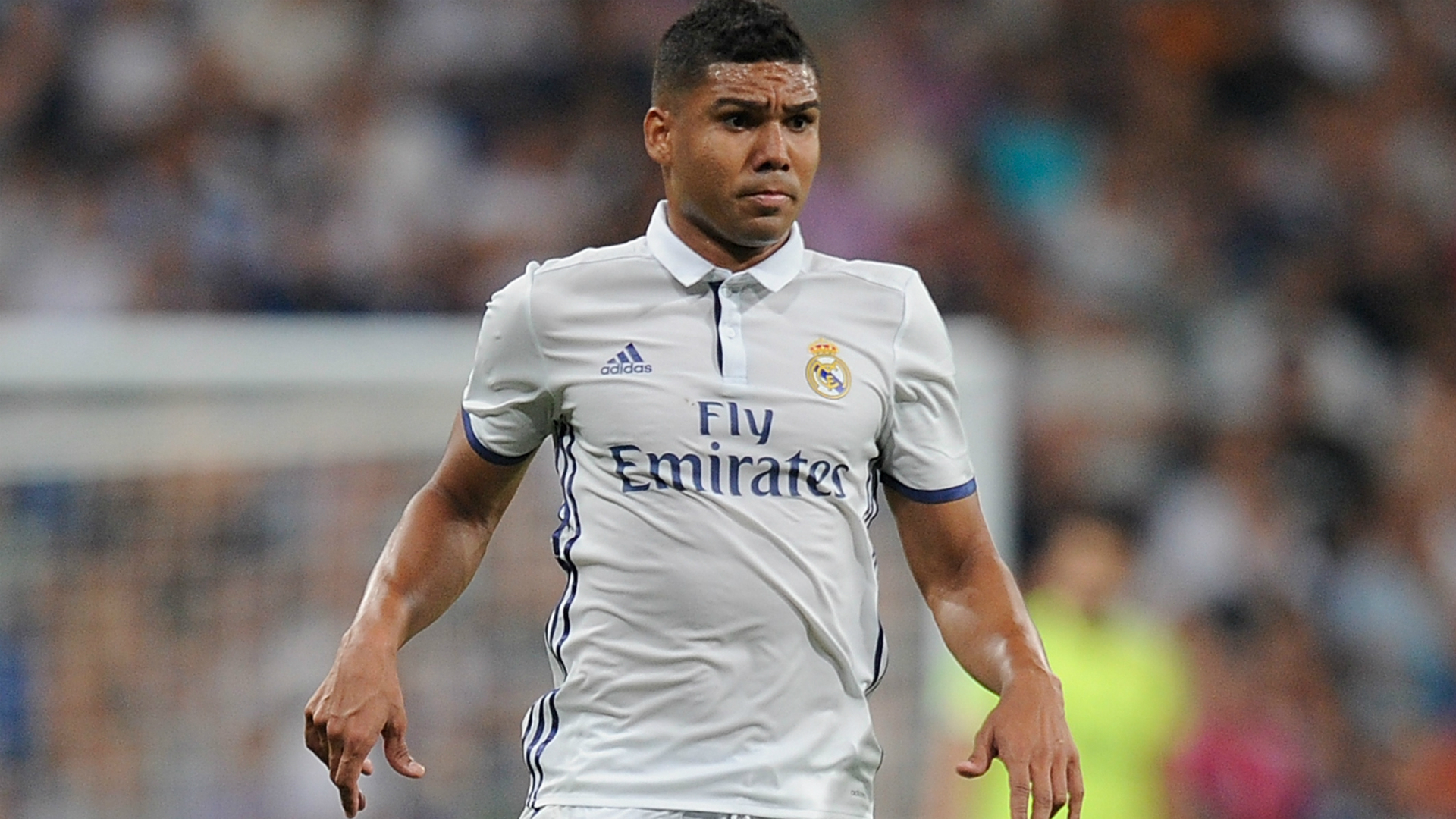 Casemiro to miss Brazil's superclasico with Argentina