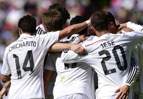 Match Report: Real Madrid 3-0 Eibar