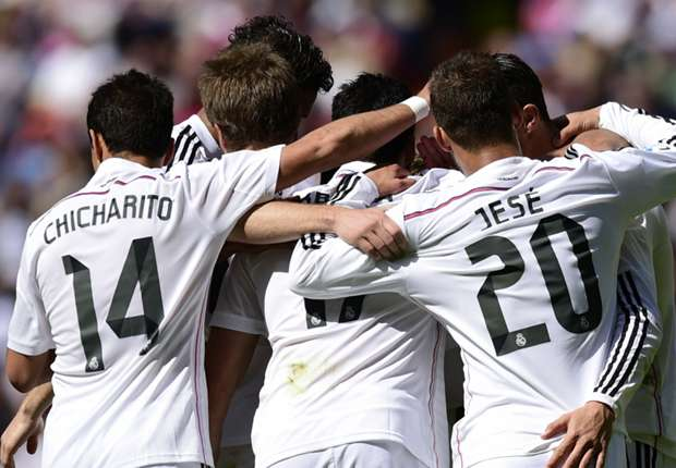 Real Madrid 3-0 Eibar: Ronaldo, Jese and Hernandez shine for Blancos
