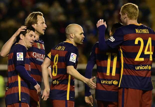 خمسة أسماء على قائمة التجديد في برشلونة