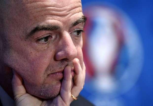 """""""Los amaños pueden acabar con el fútbol"""", dice Gianni Infantino"""