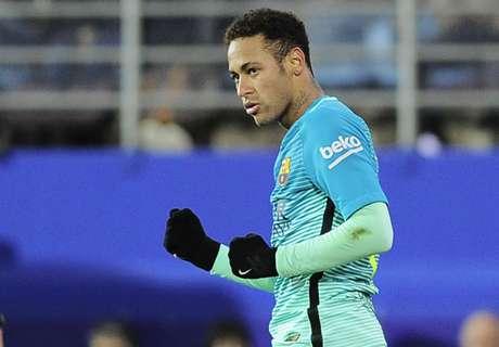 Todos os gols de Neymar em 2016/2017