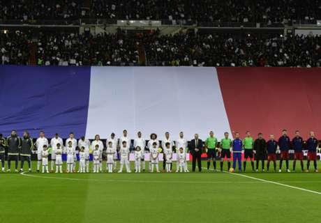 Las estrellas del fútbol se suman al 'Je Suis Paris'