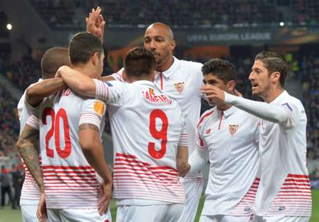 RATINGS: Vitolo stars for Sevilla
