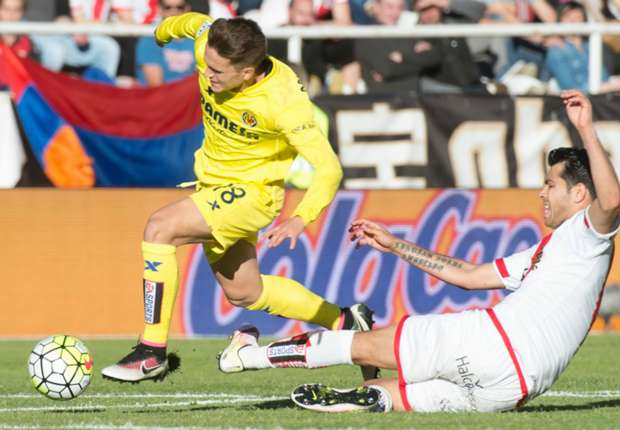 Video: Rayo Vallecano vs Villarreal