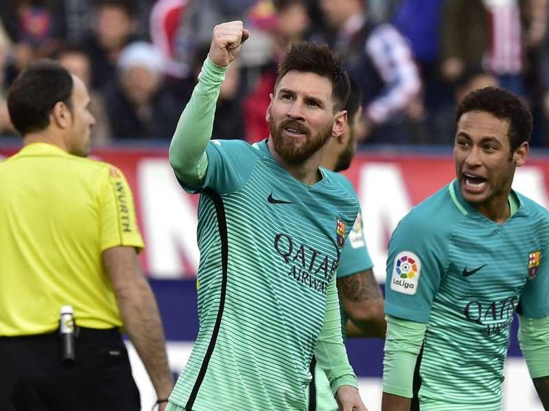 Brexit não deve afetar Messi e Neymar em uma possível final de Champions League