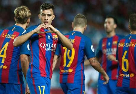 LIVE: Barcelona vs Sevilla