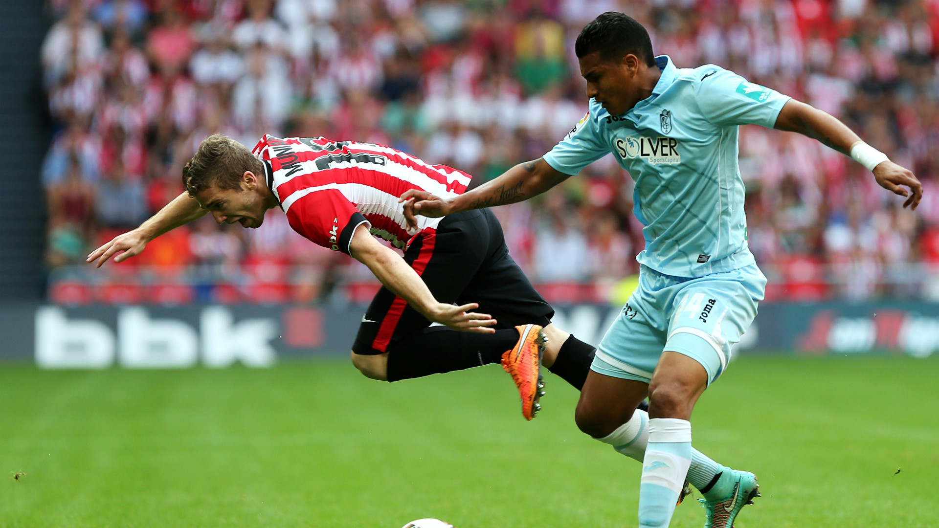 Video: Athletic Bilbao vs Granada