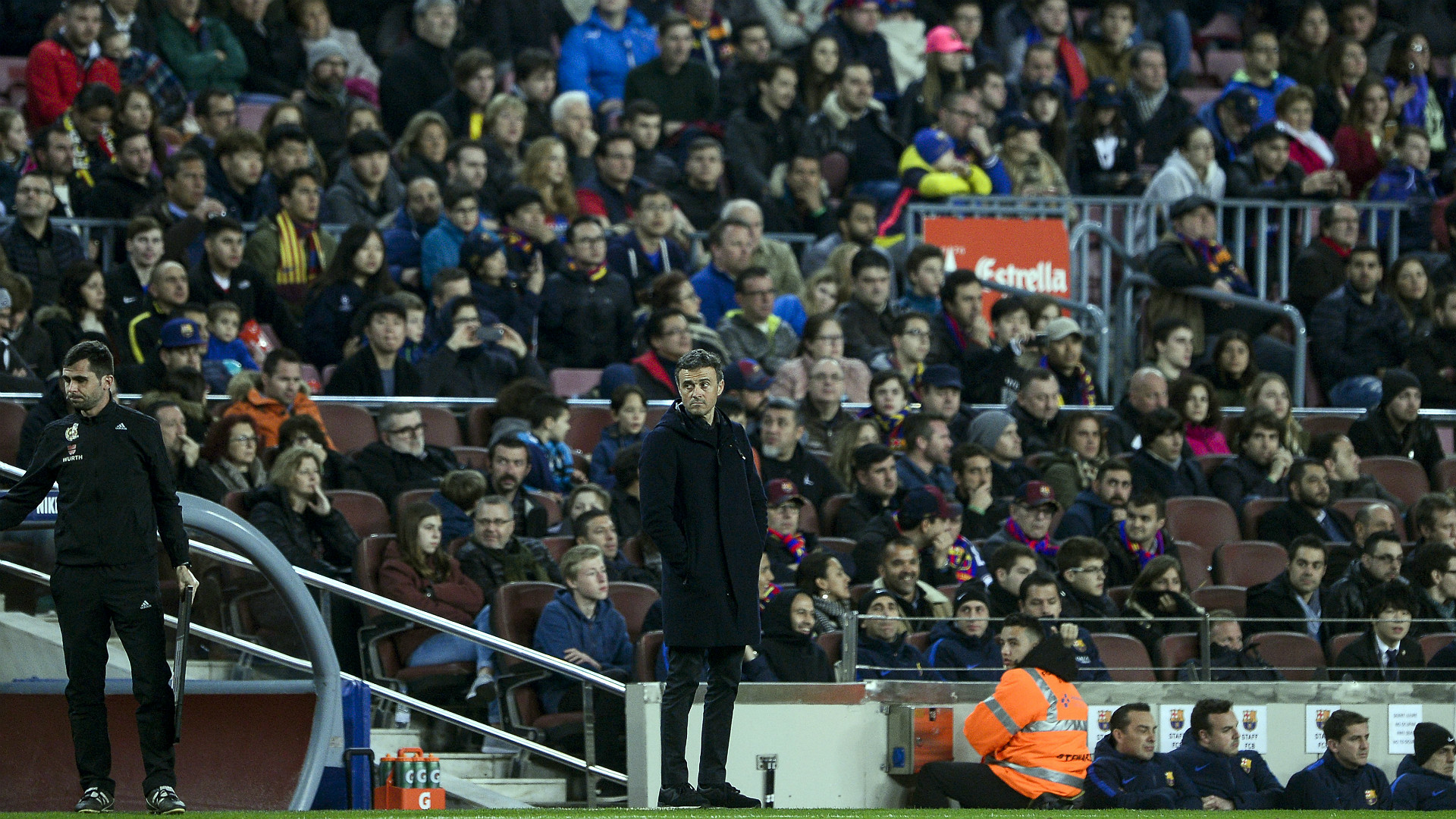 Enrique has been made a scapegoat for Barcelona's failings